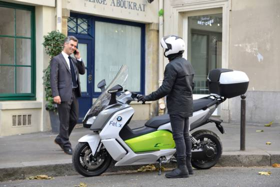 L'application de moto-taxi Felix s'associe à CityBird