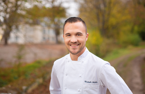 Le Hyatt Regency Chantilly accueille le Chef Christophe Scheller