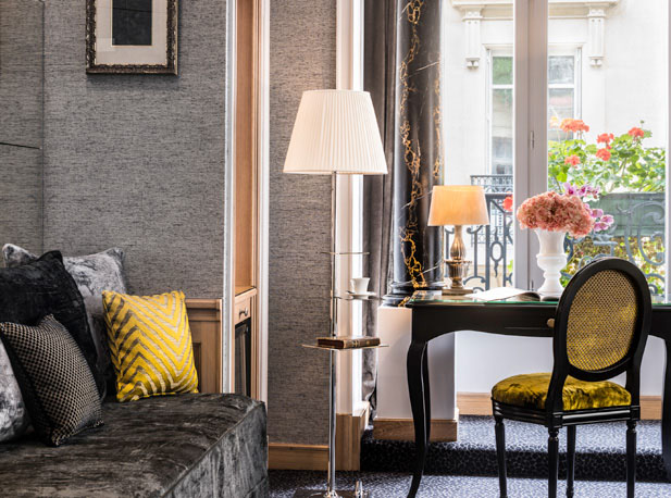 Sofitel Paris Baltimore : le renouveau d'un hôtel d'exception