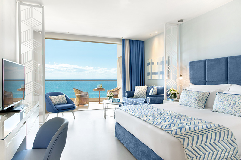"Ikos Resorts redéfinit le all-inclusive de luxe avec son concept ""Infinite Lifestyle"""