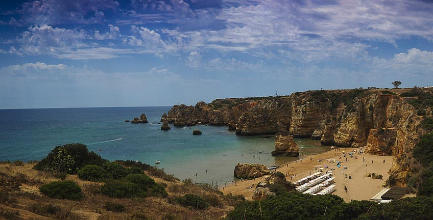 "L'Algarve élue ""Europe's Leading Beach Destination 2017"" lors des World Travel Awards"