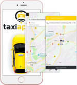 Taxiapp.lu : une nouvelle application Taxi au Luxembourg